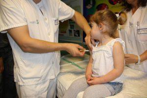 Гепатит а вакцинация детей